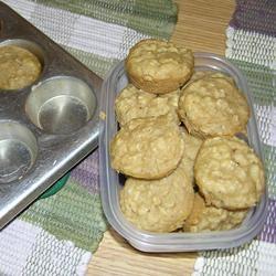 Honey Wheat Muffins Extra Foamy