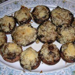 Crab Stuffed Mushrooms Jessica C