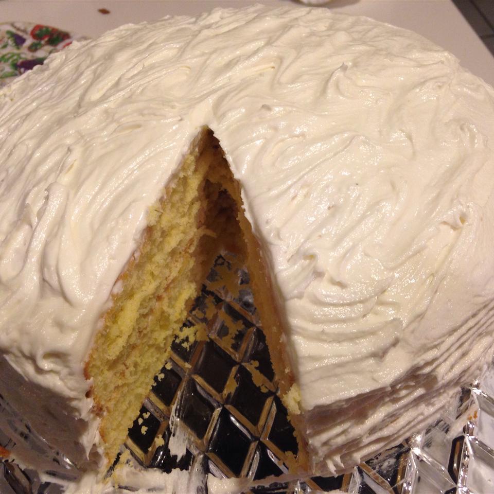Lemon Gold Cake Carolyn Jones