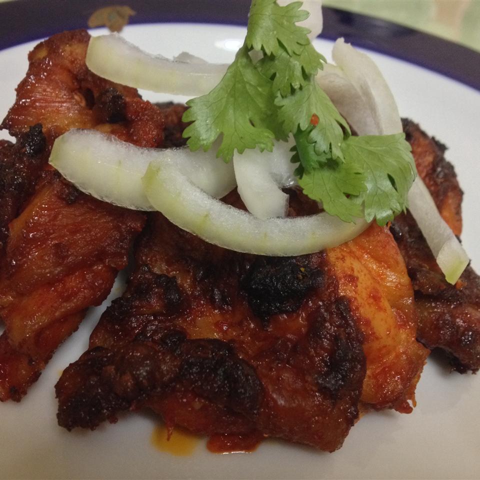 Peri Peri African Chicken rashmi karmacharya