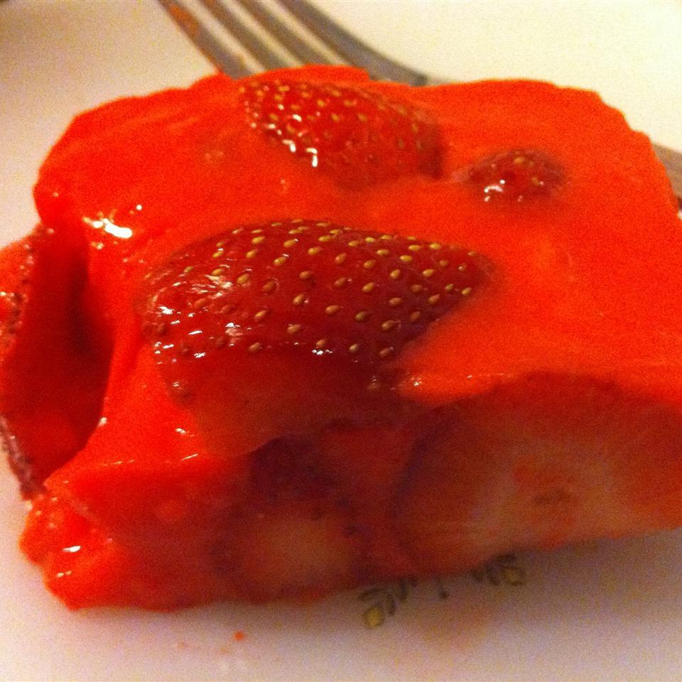 No Crust Strawberry Pie Sheila
