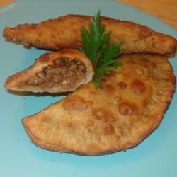Puerto Rican Meat Patties