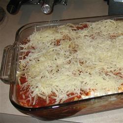 Baked Spaghetti raindog24
