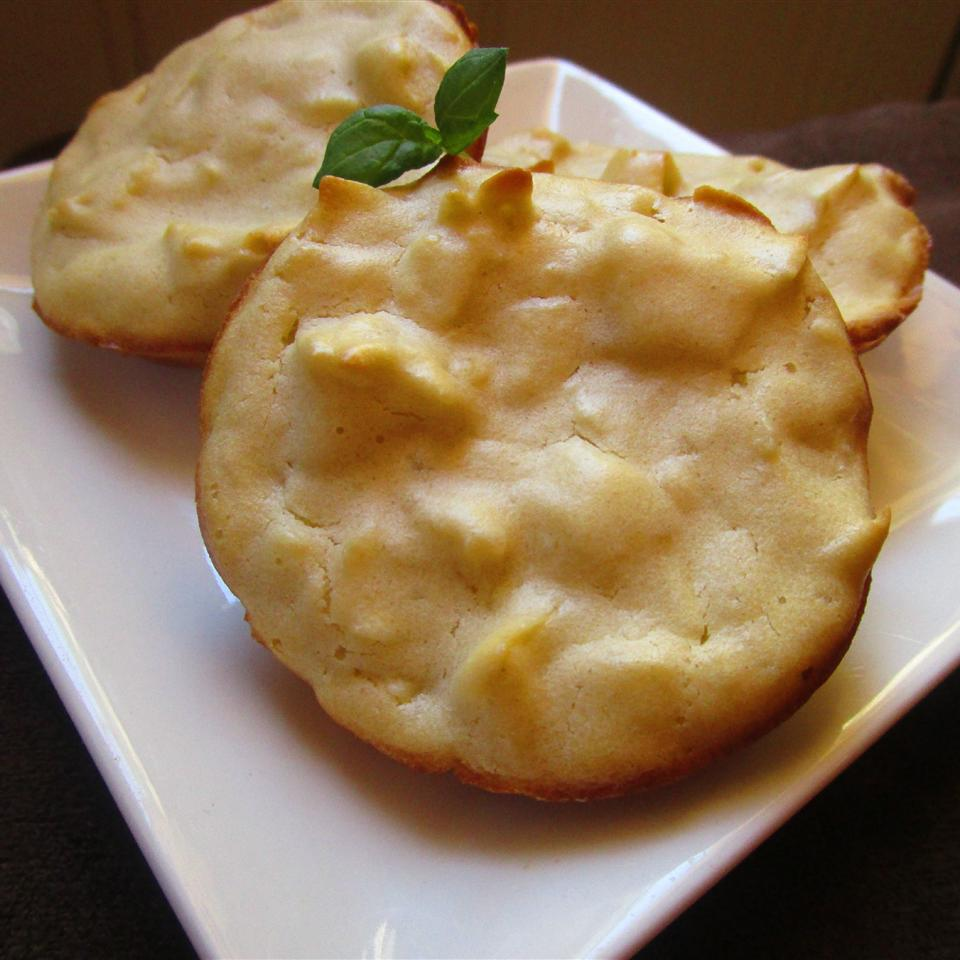 Coconut Muffins GINGER P
