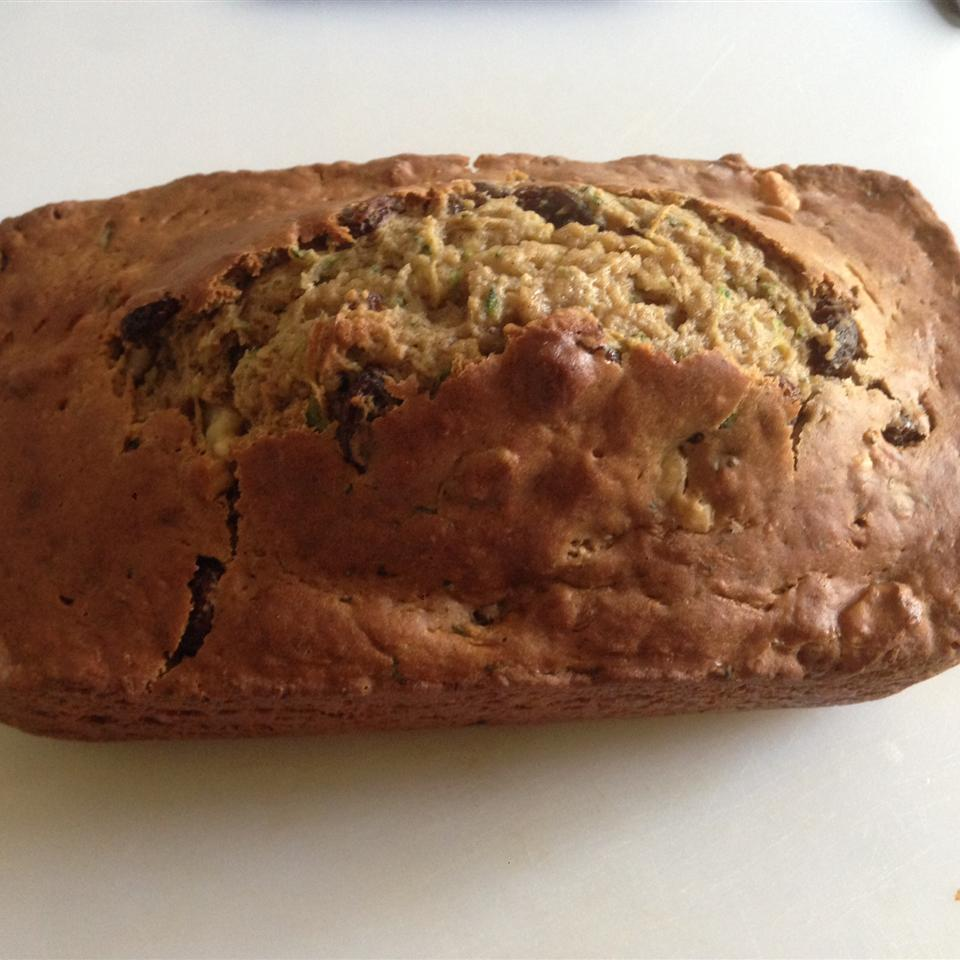 Zucchini Walnut Bread Anna Margolin