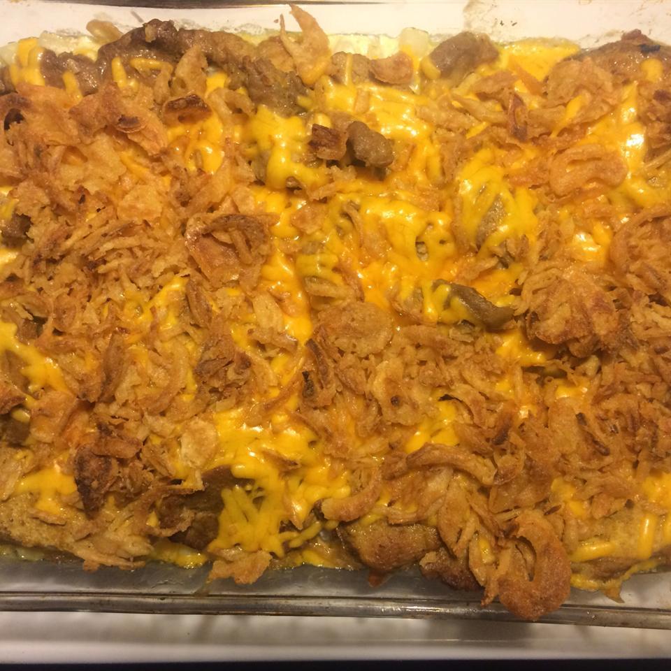 Pork Chop Potato Casserole Mark Johnson