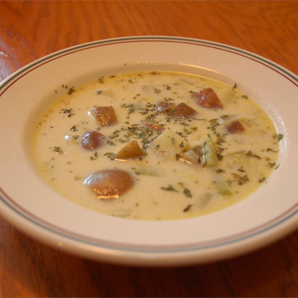 Red Potato Soup Mark Camillo