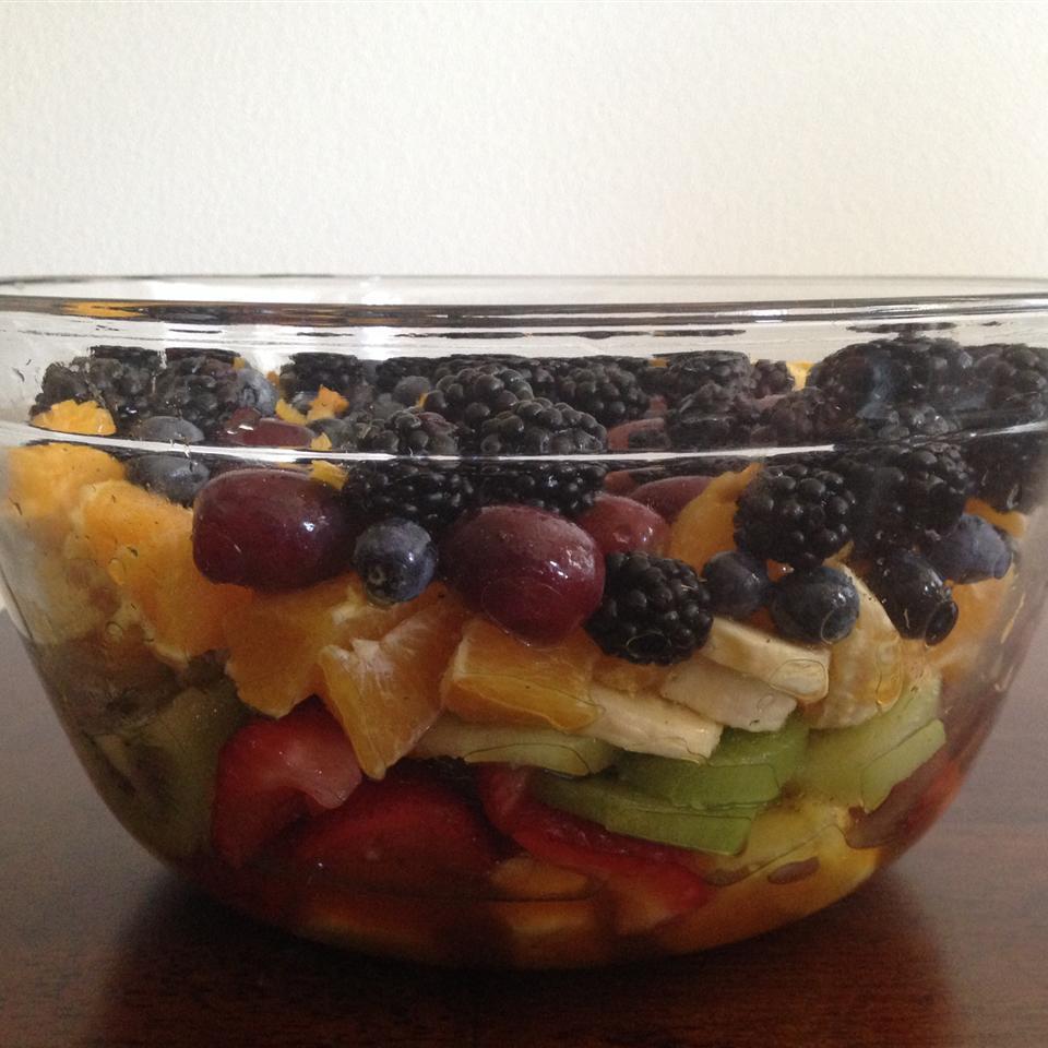 Perfect Summer Fruit Salad mkfanch