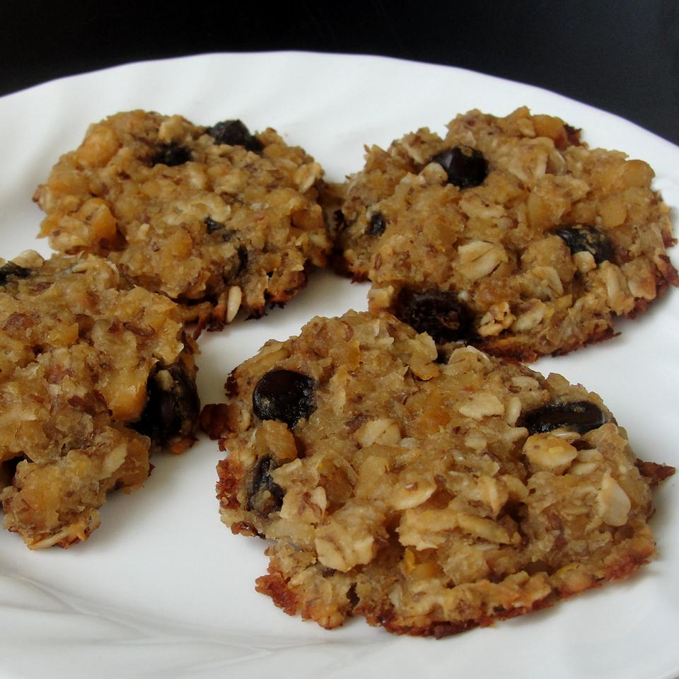 Vegan Gluten-Free Lactation Cookies Rock_lobster