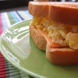 Egg Sandwich FoodFan