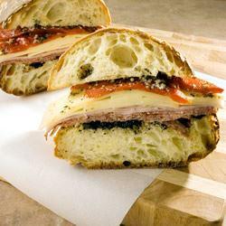 Muffuletta Sandwich Allrecipes Trusted Brands