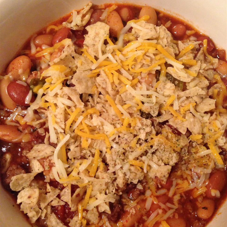 The Ultimate Slow Cooked Chili spiffythehippie