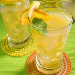 Mint Tea Punch Trusted Brands