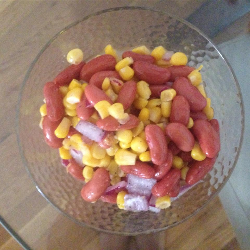 Summer Kidney Bean Salad CookingQ