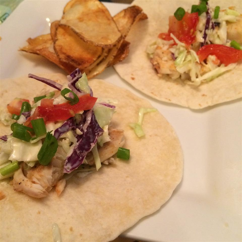 Fish Tacos Ultimo bishop