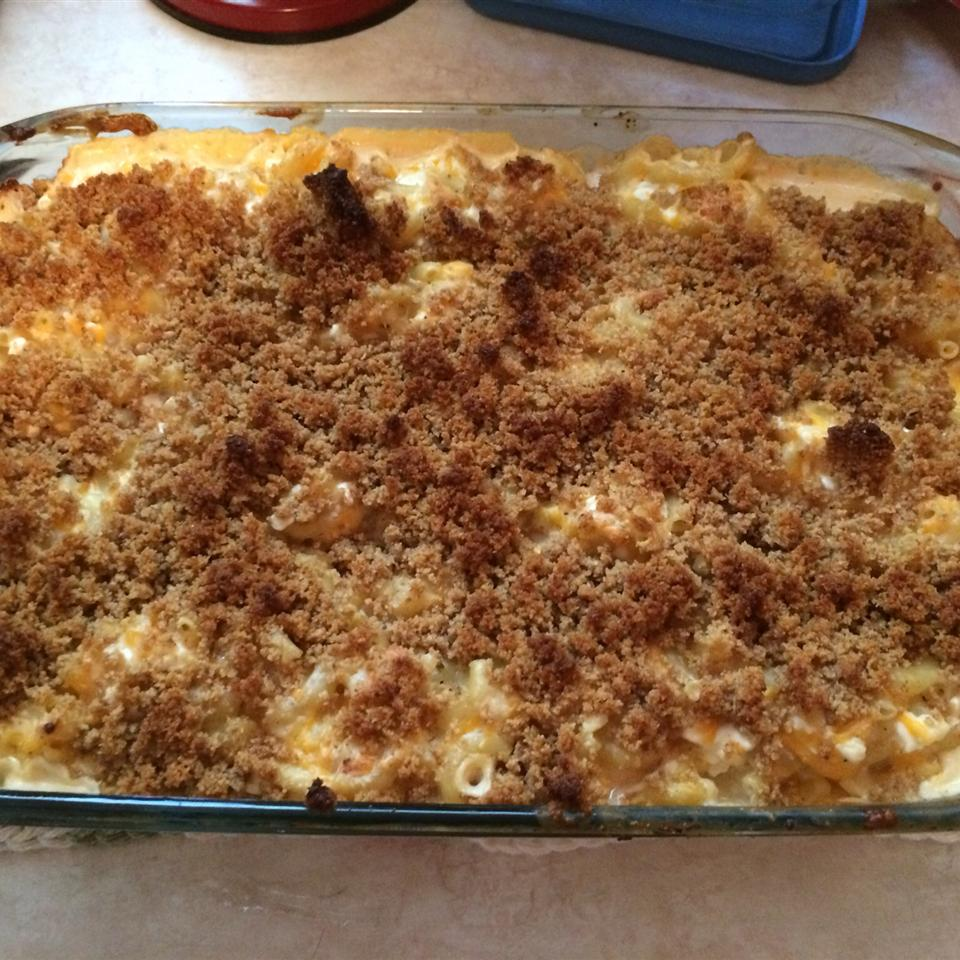 Chuck's Favorite Mac and Cheese