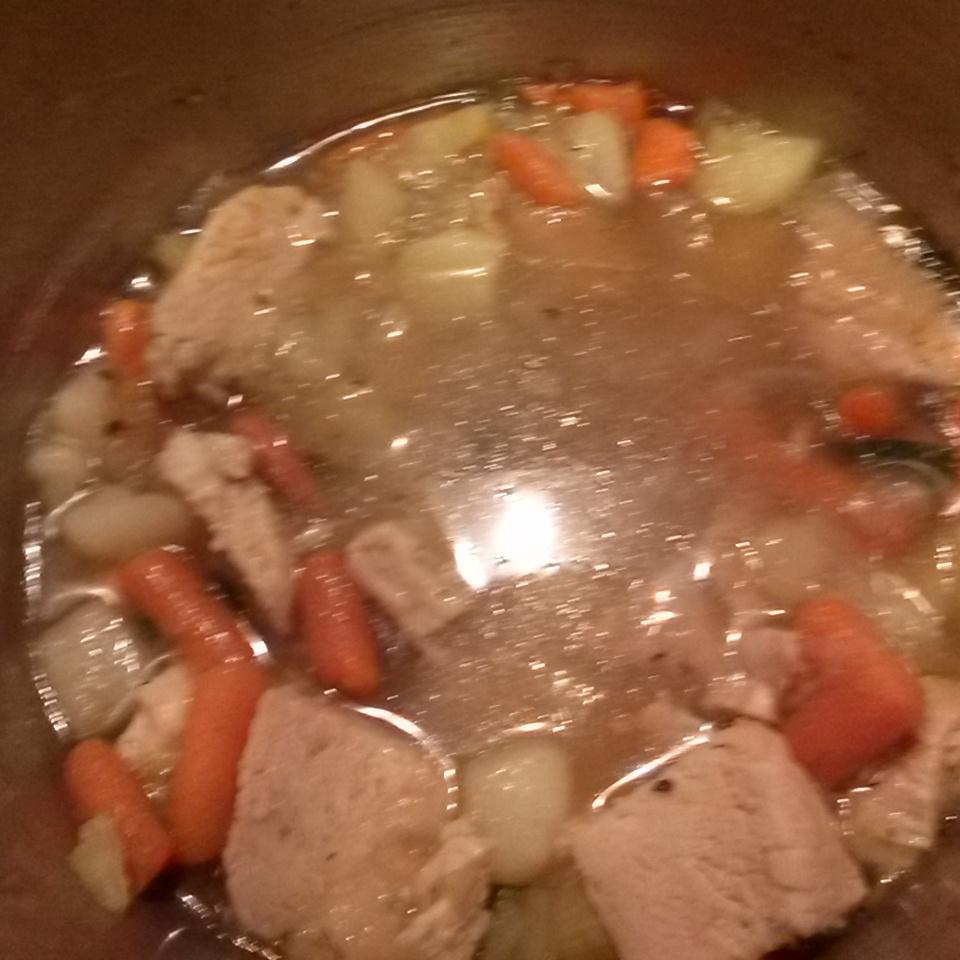 Quick Chicken Soup Rozalia Tyler