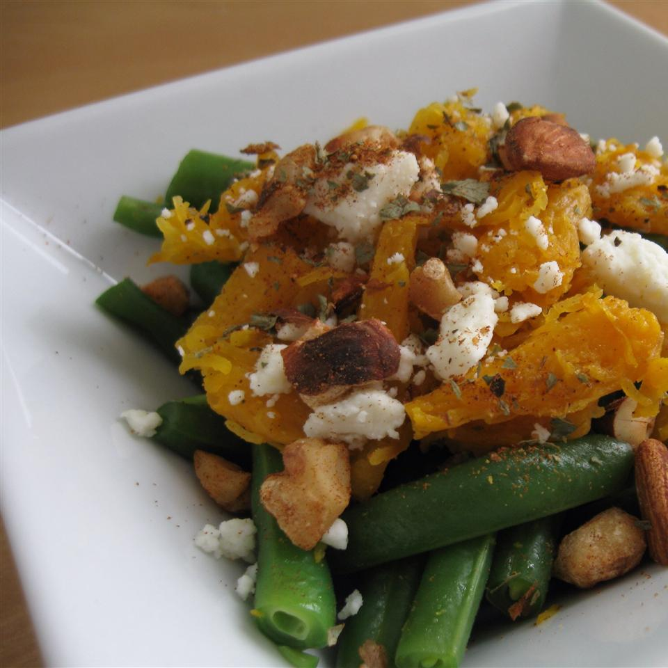 Egyptian Green Beans with Carrots Anonymous