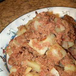 Corned Beef Hash Melissa Goff