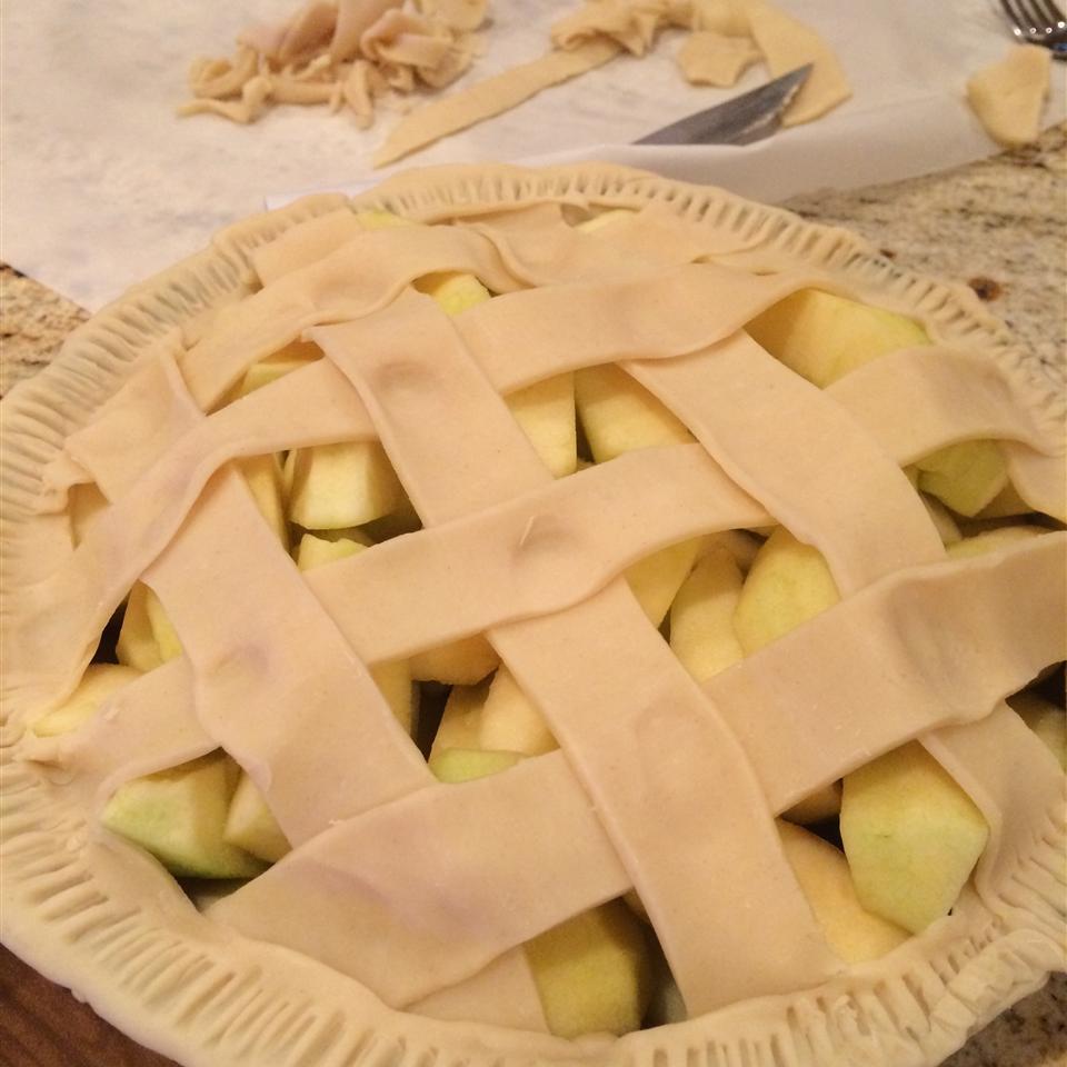 Healthier Apple Pie by Grandma Ople Dallas Lee Williams