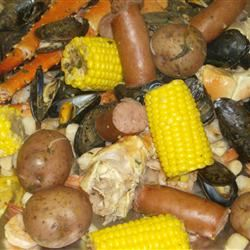 Dave's Low Country Boil Beckie