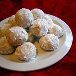 Russian Tea Cakes I