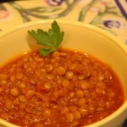 Lentil Chili II