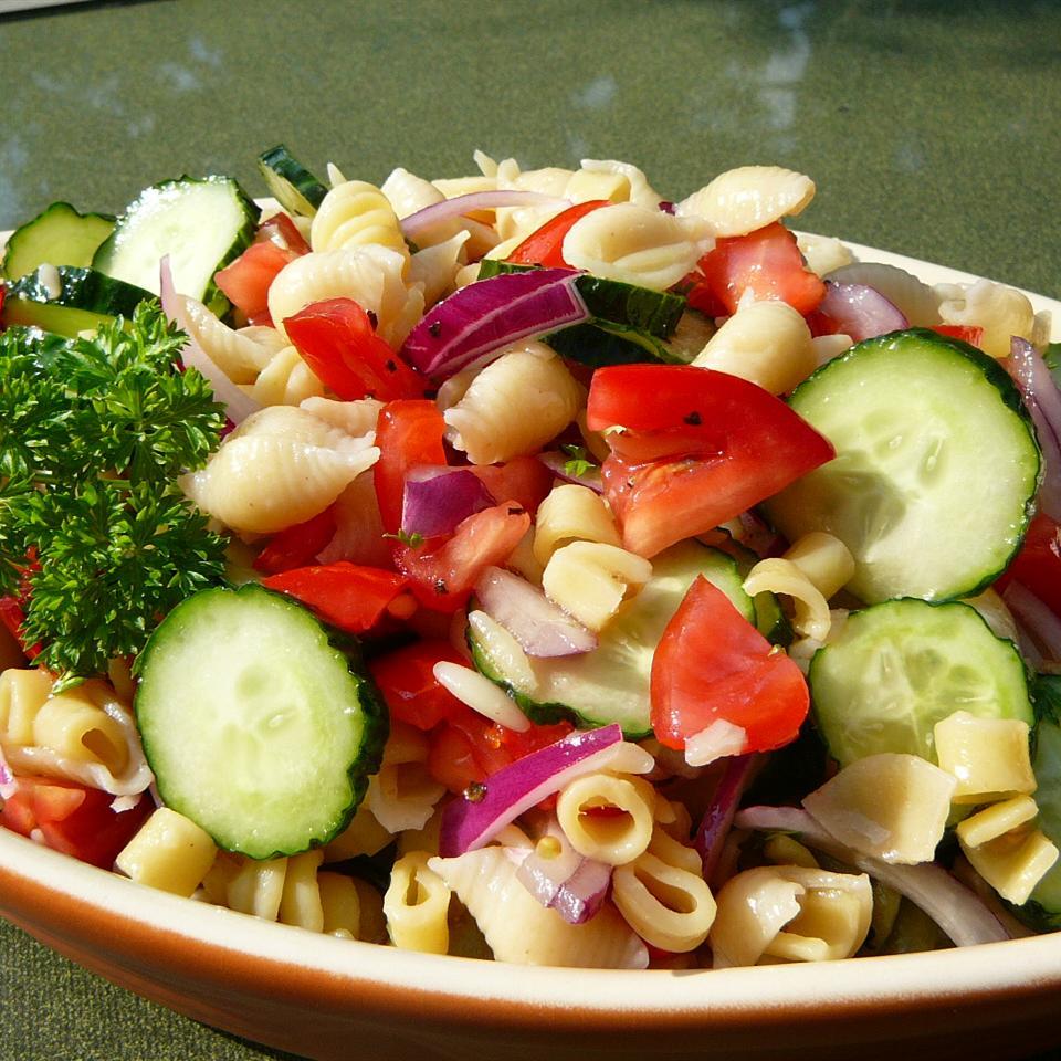 Mom's Macaroni Salad Molly