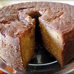 Two Ton Bourbon Pecan Cake foodaholic