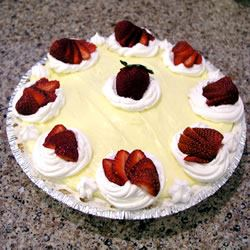 Strawberry Delight Dessert Pie MAPALICOUS