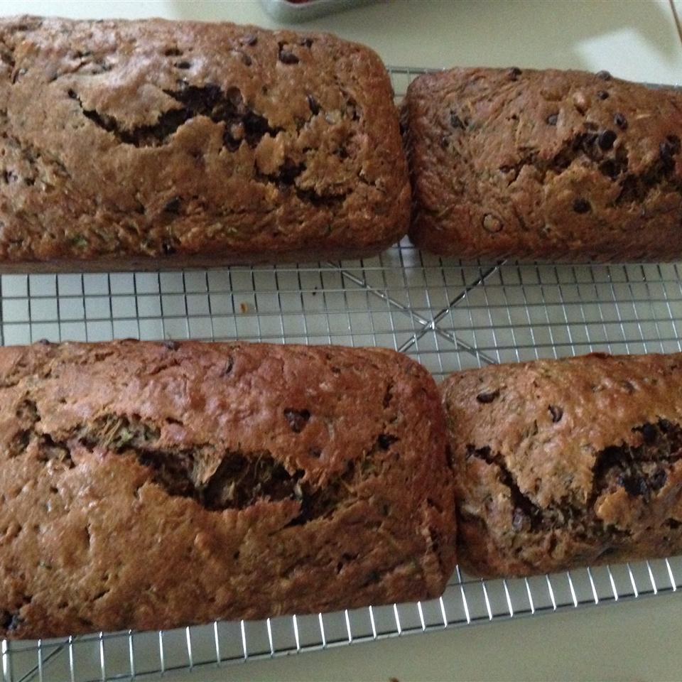 Healthier Mom's Zucchini Bread Jacquie D
