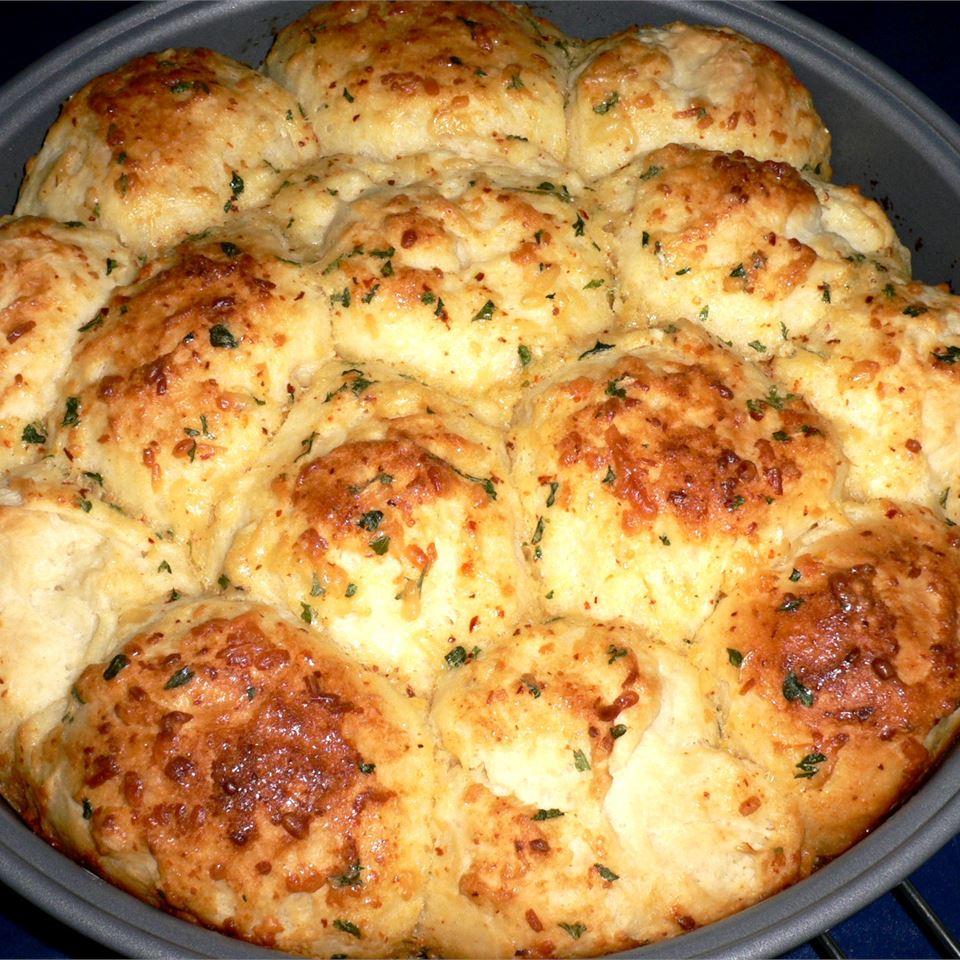 Savory Bubble Bread Nana Sidek