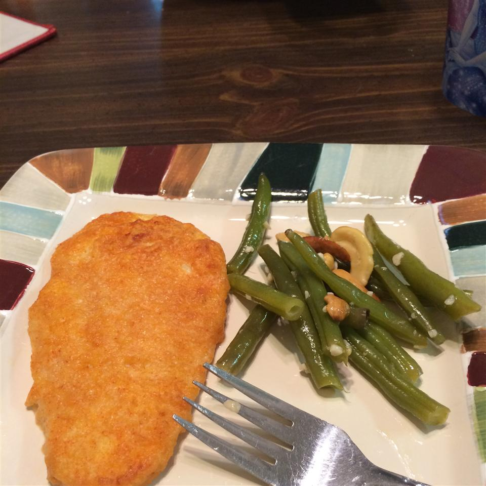 Baked Paprika-Parmesan Chicken Becca