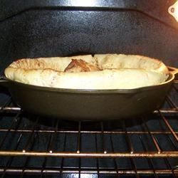 Oven Pancakes Mrs.Robinson