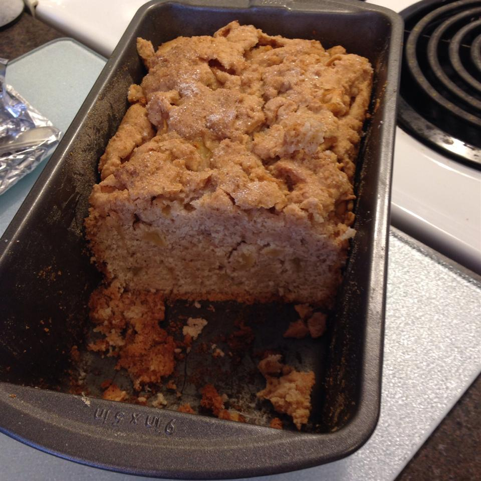 Debbie's Amazing Apple Bread
