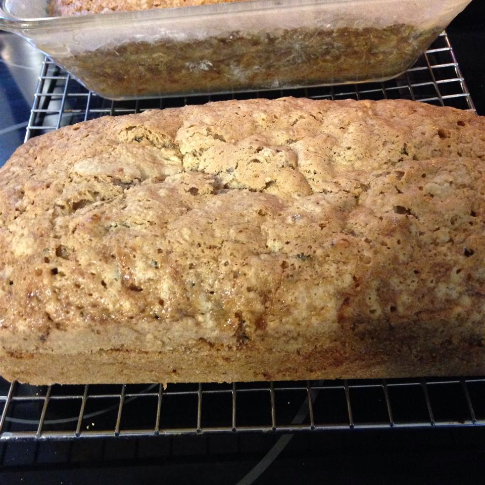 Mom's Zucchini Bread Jason Burgess