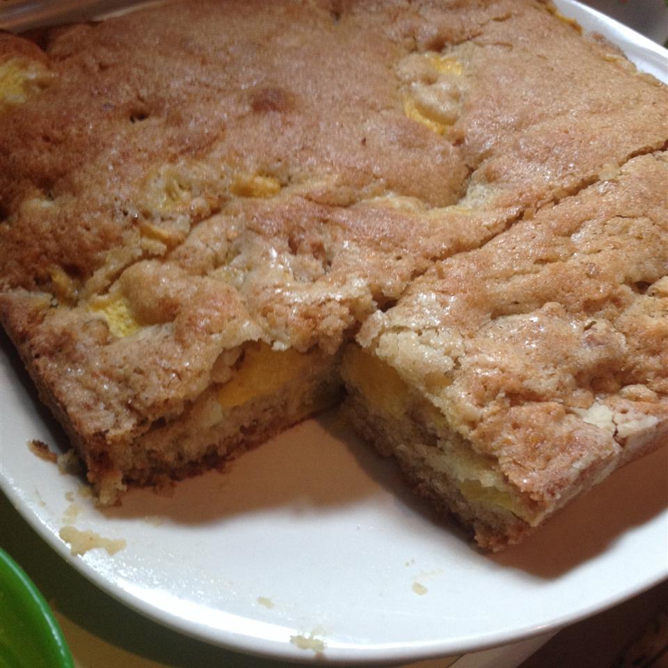 Peach Cake II Jamie Anne Storace Macphee