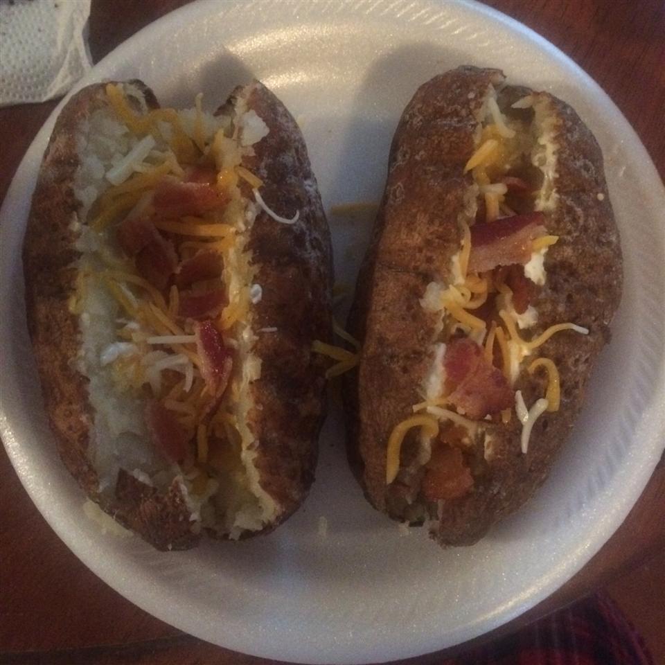 Perfect Baked Potato Andrea Camas