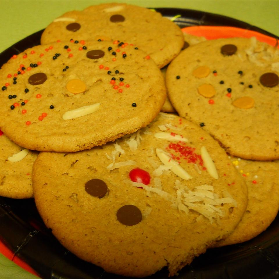 Halloween Cookies E. Nelson