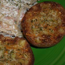 Roasted Garlic Bread TinaG