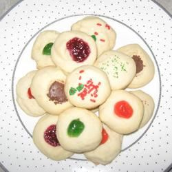 Whipped Shortbread Cookies toinfinity