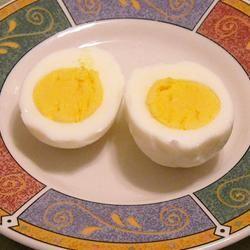Divine Hard-Boiled Eggs