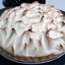 Butterscotch Pie I scott's sunshine