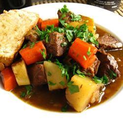 Irish-Style Lamb Stew