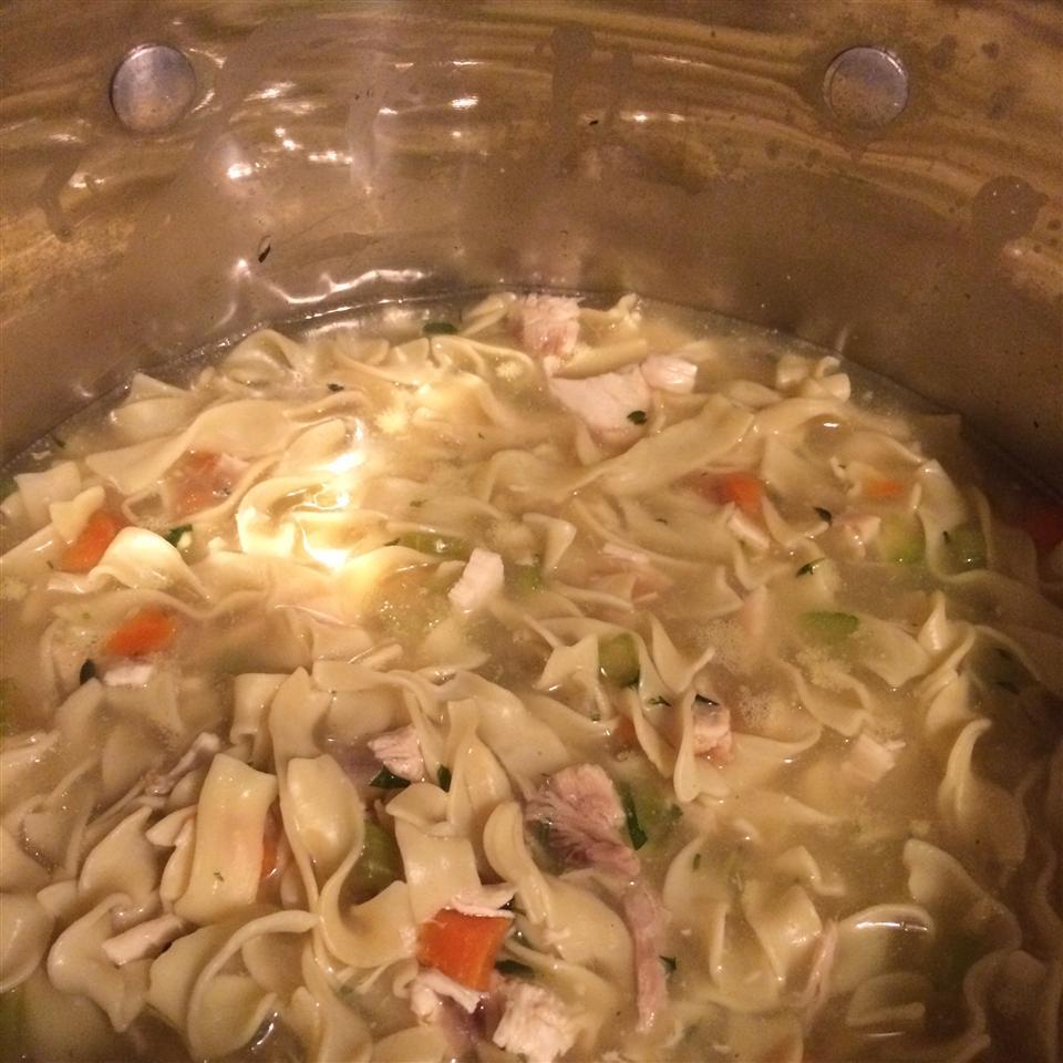Grandma's Chicken Noodle Soup