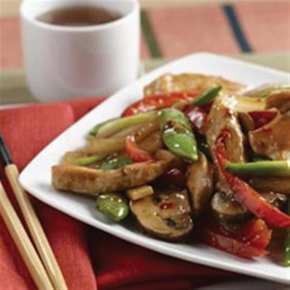 Stir-Fry Chicken and Vegetable Delight Trusted Brands