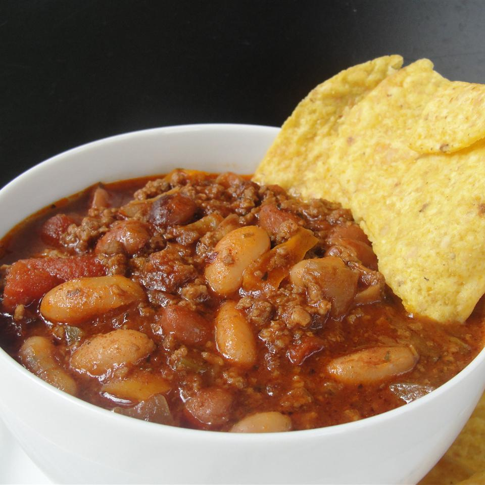 The Ultimate Slow Cooked Chili