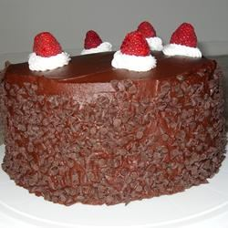 Rich Chocolate Frosting Christine Fulgham
