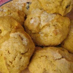 Pumpkin-Walnut Cookies Norma LeGeyt Meligonis