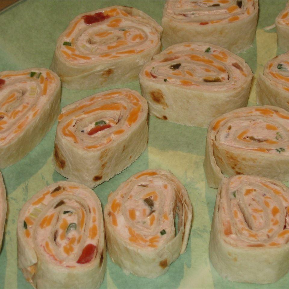 Tortilla Rollups II Cardamum